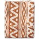 Ikat & Dreams Coconut Cotton Fitted Sheet- Queen