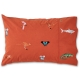 Outback Embroidered Cotton Pillowcase- 1Pc Standard