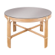 Latitude Dining Table, Natural