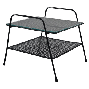 Pool Side Coffee Table - Black